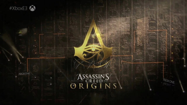 Main photo ASSASSIN'S CREED ORIGINS S'OFFRE UN TRAILER ET DU GAMEPLAY