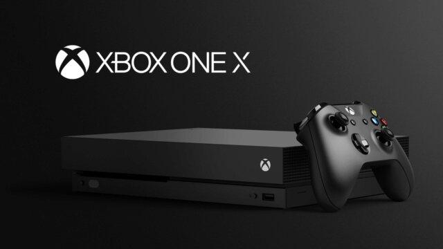 Main photo Un tableau comparatif  prouve la supériorité de la Xbox One X sur la PS4 Pro