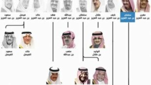 أمير الفوضى،  محمد بن سلمان سيقسم المنطقة بعد وصوله للسلطة