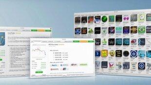 Virtual pending buy stop order