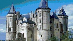 Дом - замок для небольшого участка