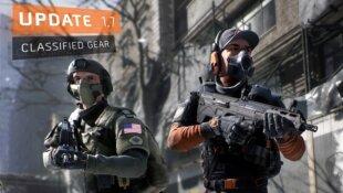 "The Division MAJ 1.7 : Aperçu des ""Classified Gear"""