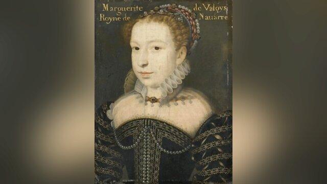 Main photo Marguerite de Valois, intellectuelle et rebelle