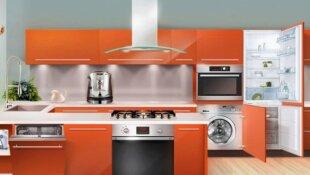 Кухня: особенности размещения встроенной техники