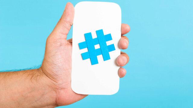 Un atentado, un hashtag.