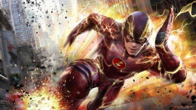 Main photo Flash - Saison 3