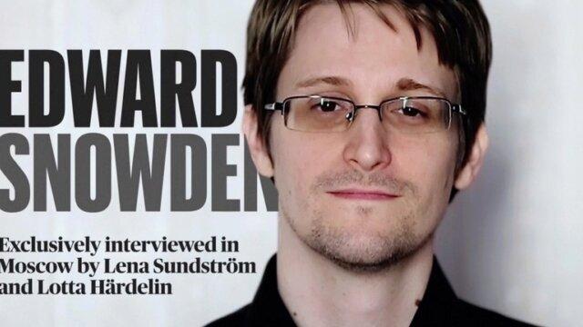 Main photo Edward Snowden, quand les noeuds ont toute leur importance !