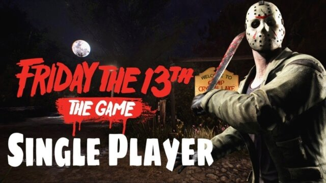 Main photo Friday the 13th: The Game Single-Player