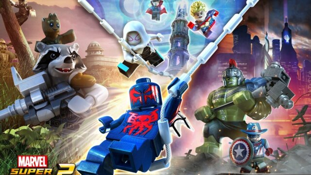 Main photo LEGO Marvel Super Heroes 2
