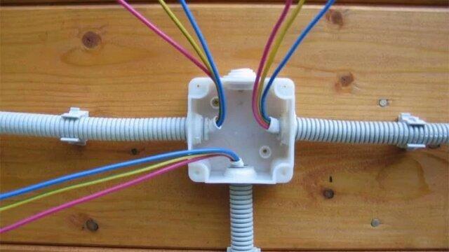 Main photo Электропроводка. Качественный выбор.