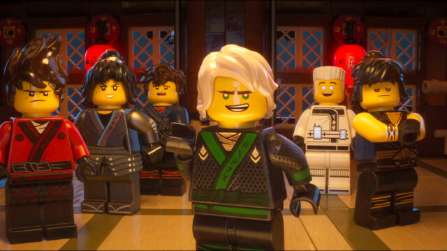 Main photo Lego Ninjago le film