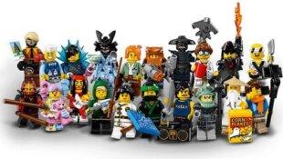 LEGO Minifigures : LEGO Ninjago, Le Film (71019)