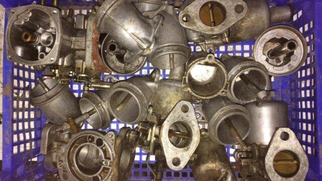 Carburateur HS2 / HS4 comment les regler