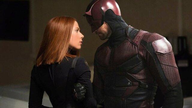 Charlie Cox quiere a Black Widow en Daredevil