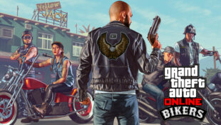gta biker