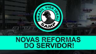 REFORMA   BRASIL VIDA IDEAL