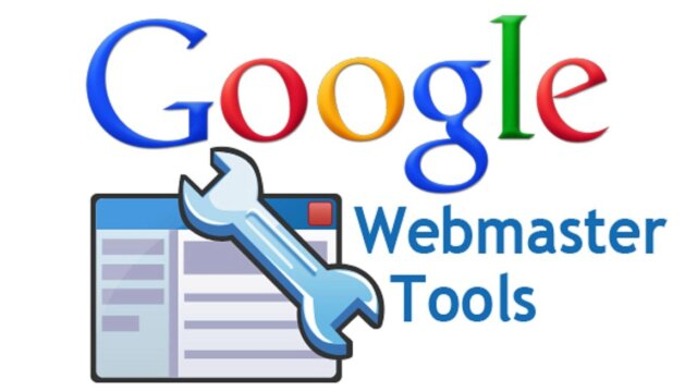 Main photo Google Webmaster Tools