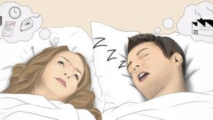 Schlafstörungen bei Morbus Parkinson