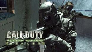 [Test] Call of Duty: Modern Warfare Edition Reflex