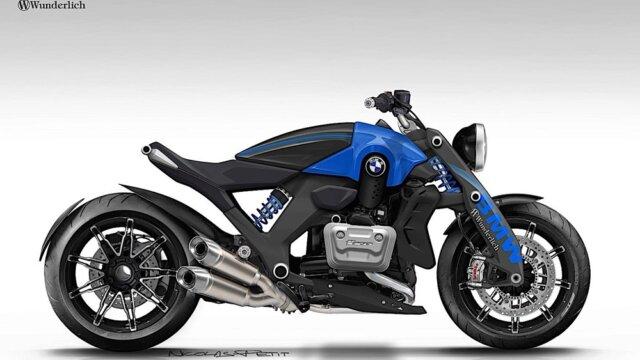 Main photo BMW : Ce concept Wunderlich R1600C, bientôt réalité ?