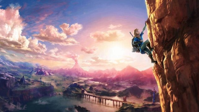 Main photo The Legend Of Zelda : Breath Of The Wild