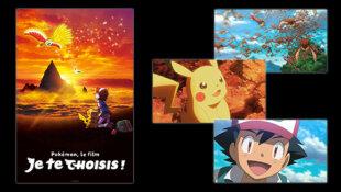 Un nouveau film Pokémon et des nouveaux Pikachu !