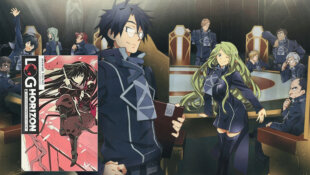 LOG HORIZON, tome 3
