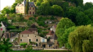 """Camping de """"Le Port de Limeuil"""" en Alles-sur-Dordogne Périgord"""