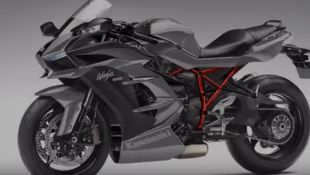 2018 Nouvelle Kawasaki Ninja H2 SX