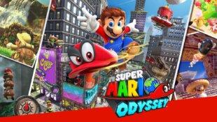 Super Mario Odyssey plus que 4 jours !