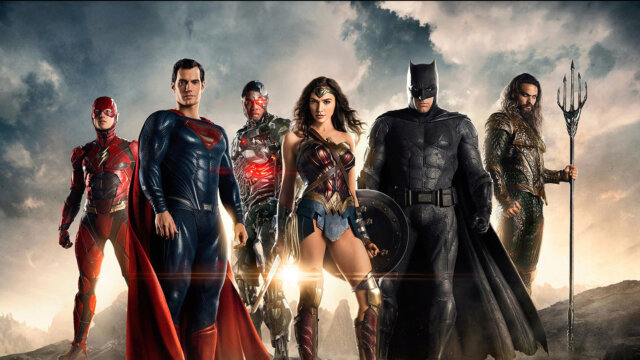 Main photo Justice League