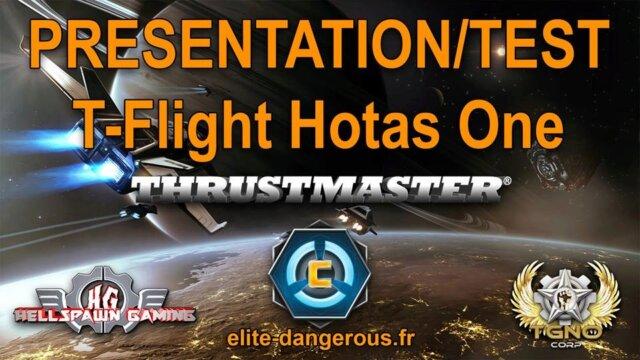 Présentation / Test T-Flight Hotas One