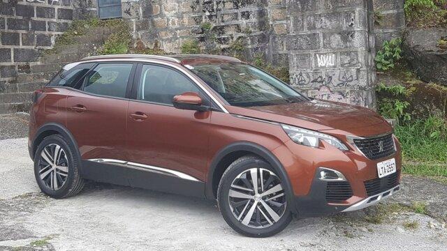 Peugeot convoca recall da nova geração do 3008 no Brasil