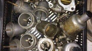 Aiguilles de carburateur