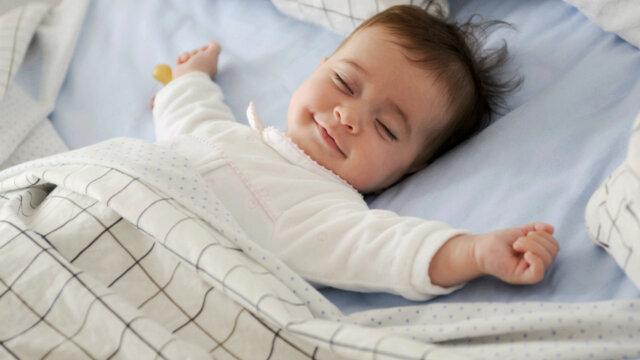 dicas para o bebê dormir bem no calor