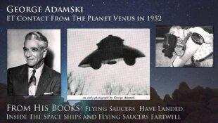George Adamski vu par Desmond Leslie
