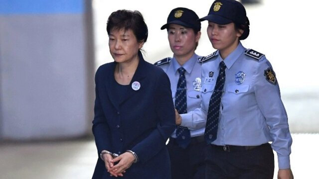 Main photo [Politique nationale] Park Geun-hye part, la corruption reste