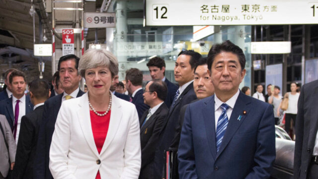 Main photo [Politique étrangère] Shinzo Abe et les conservateurs japonais sortent vainqueur