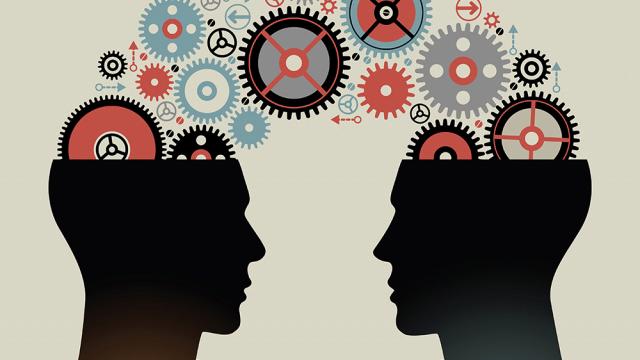 مراحل تطور العقل والتفكير البشري