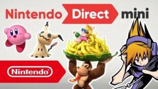 Nintendo Direct Mini du 11 janvier 2018 - Récapitulatif