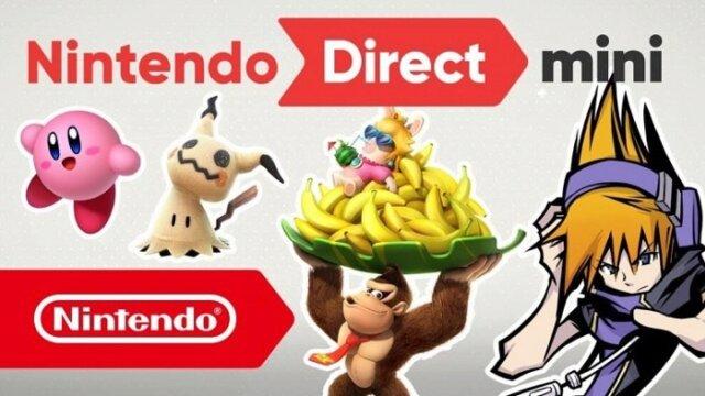 Main photo Nintendo Direct Mini du 11 janvier 2018 - Récapitulatif