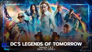 DC's Legends of Tomorrow, Saisons 1 à 5