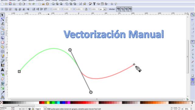 Vectorización Manual