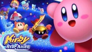 Démo de Kirby : Star Allies disponible sur Nintendo Switch !