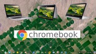 ChromeOS sur Chromebook, une agréable découverte