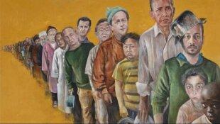 Abdalla Al Omari عبدالله العمري a imaginé un concept de portraits  ...