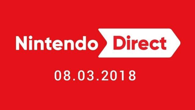 Main photo Nintendo Direct du 8/03/2018 : Le récap
