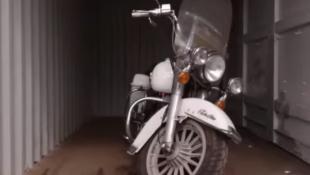 Restauration VINTAGE MECANIC Harley Davidson Electra Glide S03E05
