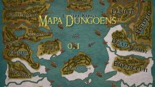 Mapa Dungoens 0.1