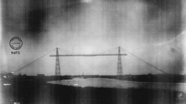 Transbordeur le pont sur la Charente